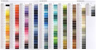 Mettler Thread Color Chart Free Details About Mettler Silk Finish Cotton All Purpose Thread 50 Wt 164 Yard New Colors Page 5