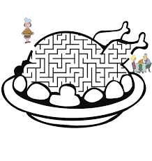Small Picture Thanksgiving Coloring Pages And Word Searches Coloring Pages