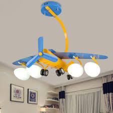 childrens ceiling lighting. good quality plane shaped 4light boys ceiling light childrens lighting
