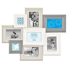 multi picture frame edge multi wall frame natural umbra