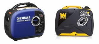 yamaha ef2000isv2. yamaha ef2000isv2 gas powered portable inverter generator vs wen 56200i ef2000isv2