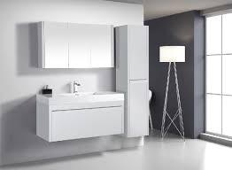 white single sink bathroom vanities. 48\ White Single Sink Bathroom Vanities