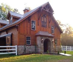 The 25+ best Barn house plans ideas on Pinterest | Pole barn house .