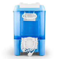 Mini Washing Machines Powerful Mini Spin Washing Machine By Oneconcept Toploading Wash