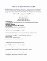 Senior Systems Engineer Resume Sample Fresh System Engineer Resume