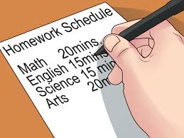 how to plan a homework schedule vripmaster estimate how much time will be needed to complete each assignment be realistic it is better to block out more time than less if you finish early