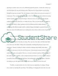 Examples Of Illustrative Essays Dew Drops