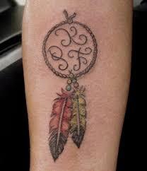Cute Dream Catcher Tattoos Cute Dreamcatcher Tattoo For Girls TattooMagz 25