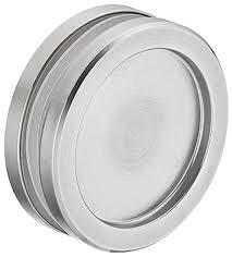 flush pull handle for glass sliding doors closed type