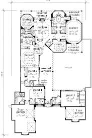 mediterranean house plans with courtyard pool unique 23 best floor plans images on of mediterranean