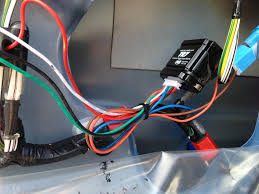 rear window remote control writeup toyota fj cruiser forum using the zip ties secure the pac module takes two and the wires