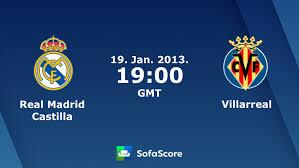 Real Madrid Castilla Villarreal risultati, diretta streaming e pronostico -  SofaScore