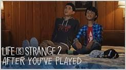 <b>Life is Strange</b>