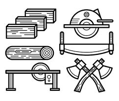 木こり画像 素材素材集ダウンロードイラスト用壁紙 素材 無料材料