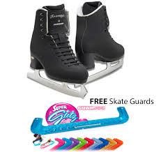 Jackson Ice Skates Freestyle Fusion Mens Fs2192 Free Skate Guards