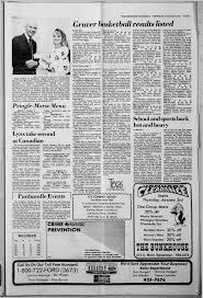 Gruver to receive grant Hansford County's top headlines of1990 recounted