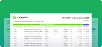Inventory Tracker Free Template Spreadsheet For Excel