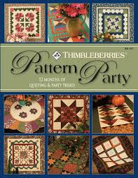 94 best Lynette Jensen/Thimbleberries images on Pinterest | Fall ... & Features nine beautiful quilts plus a stitchery sampler and is the basis of Thimbleberries  Quilt Club one book of patterns is all youll need for a full year ... Adamdwight.com
