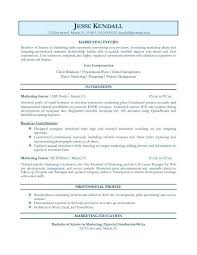 Resume Format For Any Job