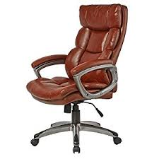 leather swivel office chair. executive high quality leather swivel computer desk office chair tan