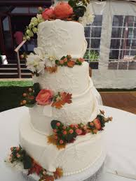 A Beautiful Wedding Cakes Designed For You Home