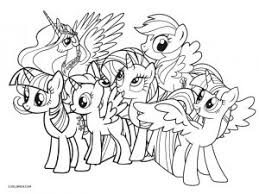 my little pony friendship is magic coloring pages. Delighful Coloring Free Printable My Little Pony Coloring Pages Inside Friendship Is Magic F