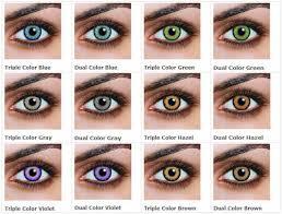 Black Non Prescription Color Contacts Guide To Non