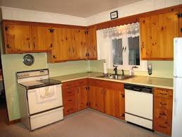 painting knotty pine doors knotty pine cabinets better homes gardens ideas painting knotty pine kitchen cabinets