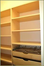 build closet cabinets build your own closet shelves build closet shelves mdf
