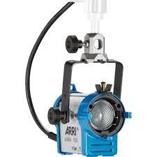 Arri Fresnel Light Arri 150 Watt Tungsten Fresnel Light 120 Vac