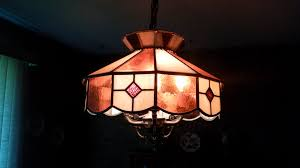 12 photos gallery of antique stained glass chandelier patterns