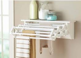 best wall mount expandable drying racks