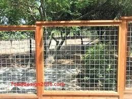 Hog Wire Fence Design Wire Fence Designs Stylish Hog Wire Fence