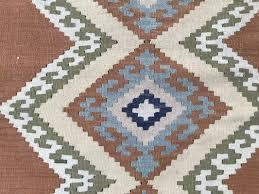 vintage turkish anatolia kilim rug 9