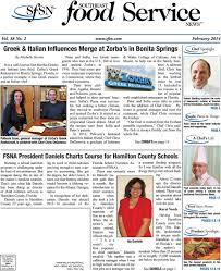 Greek & Italian Influences Merge at Zorba s in Bonita Springs - PDF Free  Download