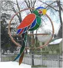 stained glass birds stained glass birds on post stained glass birds on a wire window stained glass birds birds on a wire