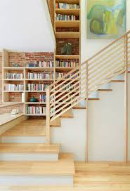 Furniture: Bookcase Wall Staircase Ideas - Ideas For Stairs
