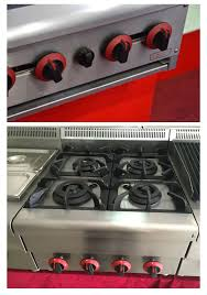 Oven Gas Stove Best Selling 4 Burner Uganda Gas Cooker With Oven Gas Buner Stove