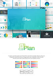 Infographic For Powerpoint Plan Business Plan Infographic Powerpoint Template