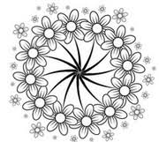 Small Picture Adult Coloring Pages Flowers