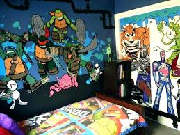 tmnt wall decals ninja turtle bedroom decor ninja turtle bedroom decor image of teenage mutant ninja turtles bedroom decor