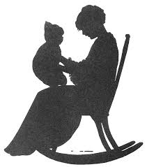 rocking chair silhouette. Perfect Silhouette Rocking Chair Silhouette Rockinu0027 Grannies And Grampas  Silhouette R Intended Rocking Chair Silhouette A