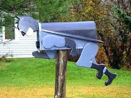 Unique mailbox post Gorgeous Homemade Dycap Homemade Mailbox Ideas Unique Mailbox Ideas Cool Mailboxes Custom