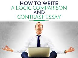 how to write a comparison contrast essay how to write