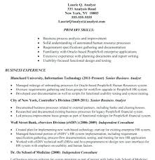 It Analyst Resumes Business Analyst Resumes Similar Resumes Srhnf Info