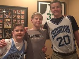 """Porter Moser on Twitter: """"Wear your favorite NCAA Tournament team's gear at  my kids' school today...continued… """""""