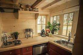 Small Picture Contemporary Tumbleweed Tiny House Inside Kitchen S To Inspiration