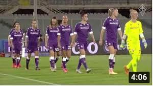 Fiorentina Femminile - Inter Milano Women 4-0, il servizio filmato - Toscana