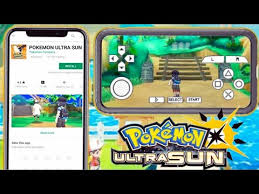 pokemon ultra sun and moon for android