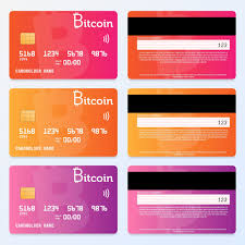 Free Credit Card Designs Credit Card Design Bitcoin Pay Great Template Design